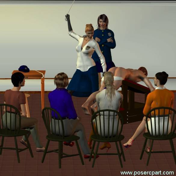 male spanking clubs