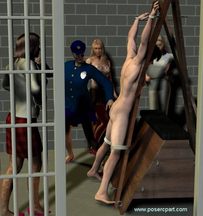 Not that jail nude prison women naked